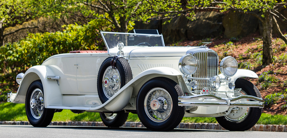Car AncestryDuesenberg Model J