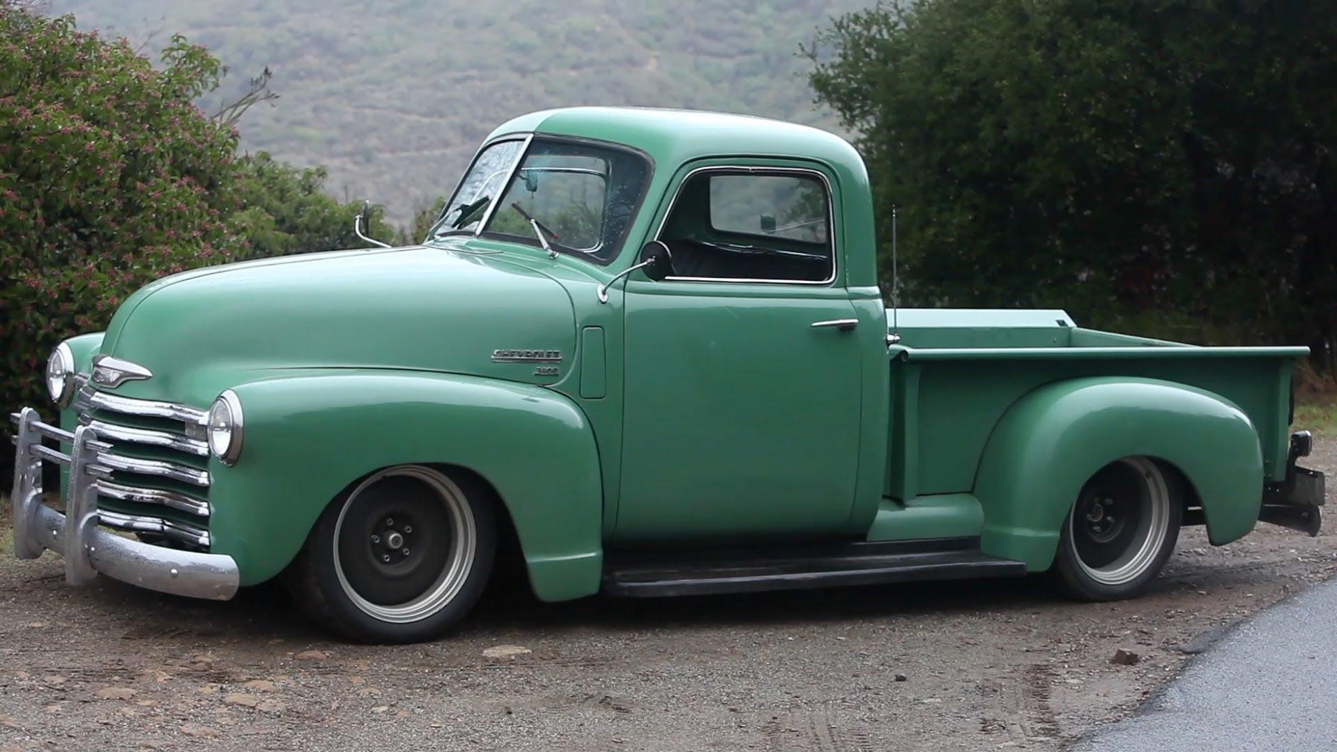 1950s chevy truck