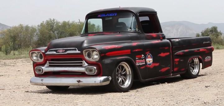 Car Ancestry1959 Chevrolet Apache