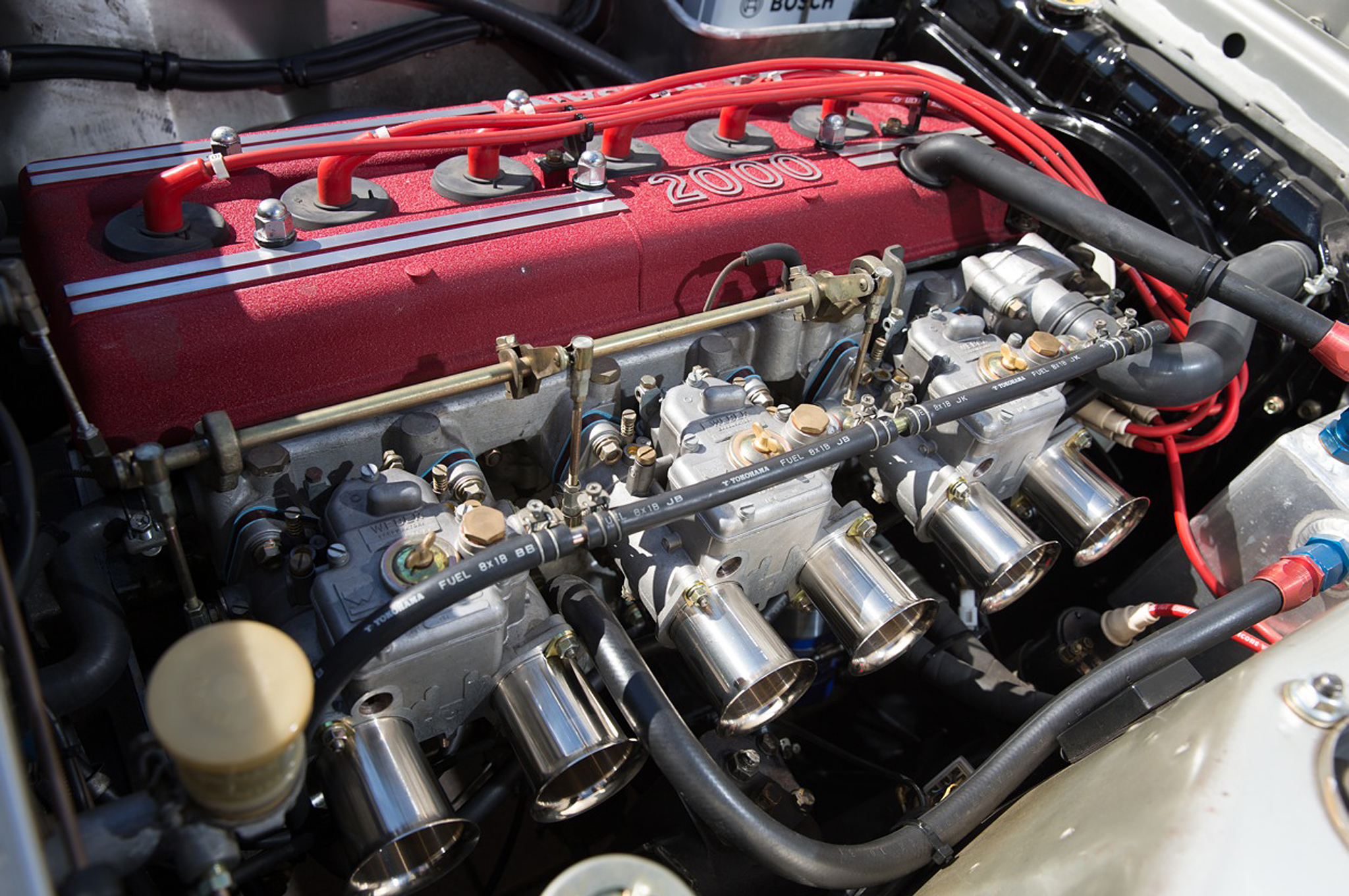 1971 Nissan Skyline 2000 Gt R Engine 02