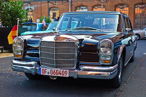car ancestrybespoke beauty 1972 mercedes benz 600
