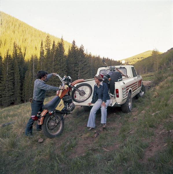 Car AncestryInternational Harvester Scout