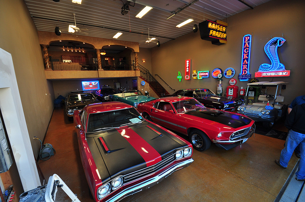 Car Ancestrycar Condos The Man Cave Makeover Car Ancestry