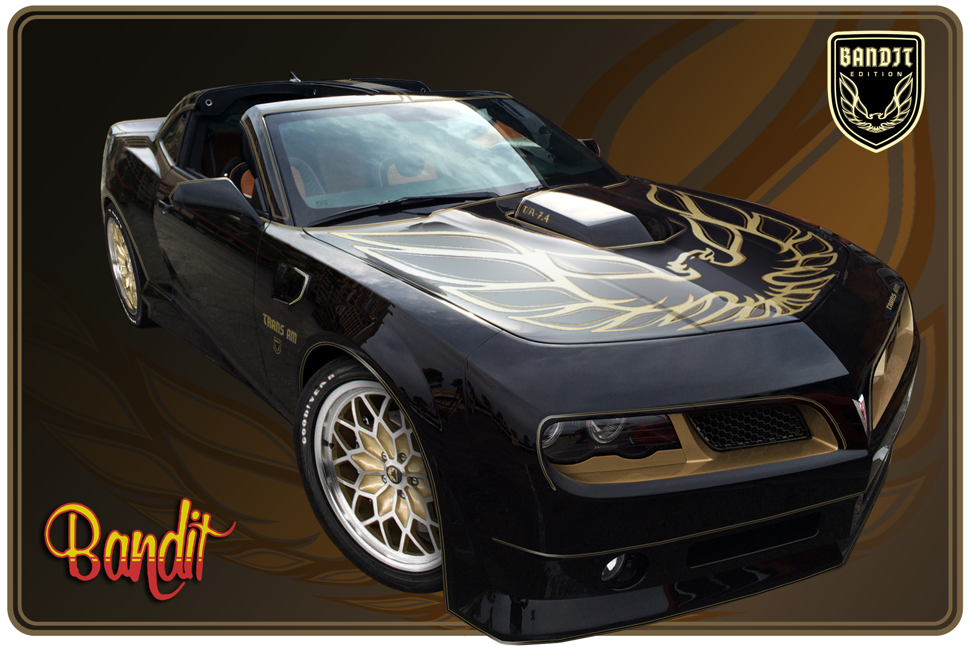 Car AncestryBandit Approved: Trans Am SE Bandit Edition ...