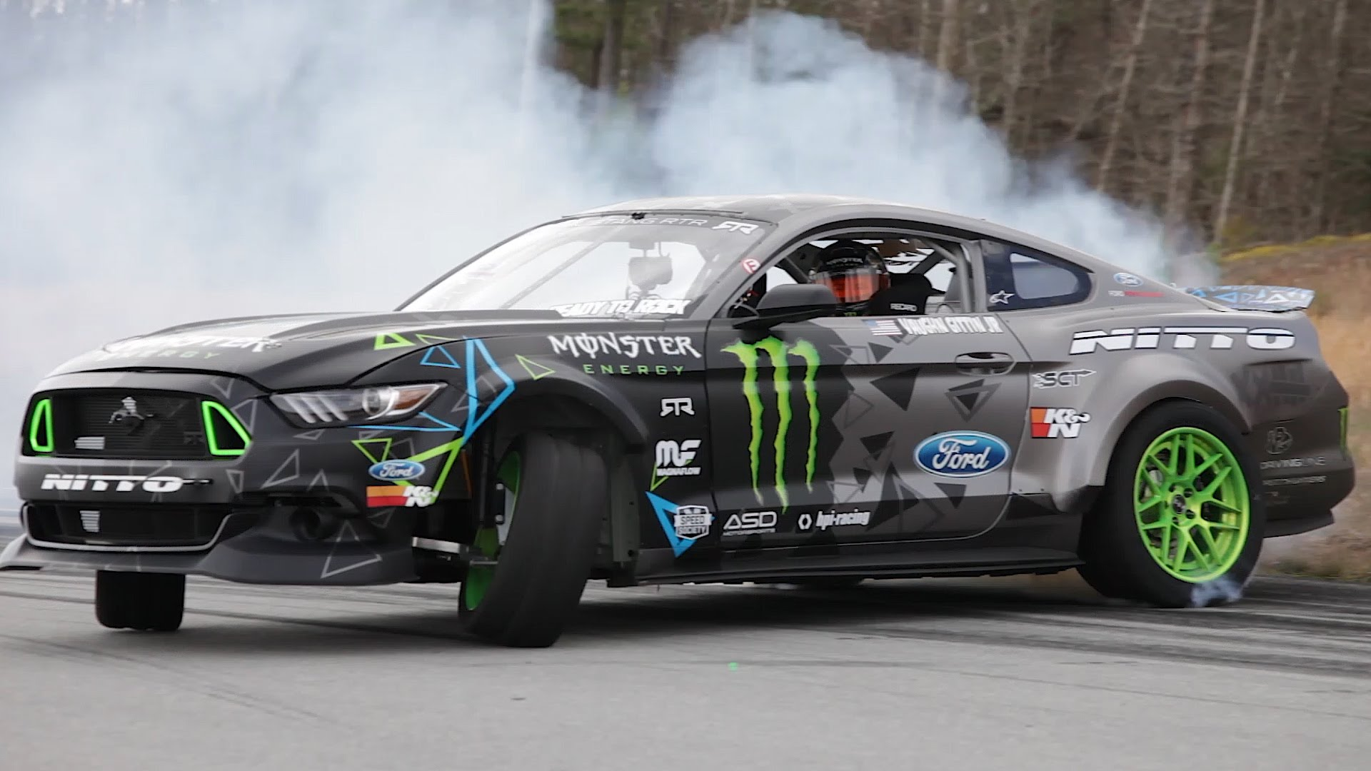 Car Ancestrythings That Drift Ford Mustang Rtr Car Ancestry