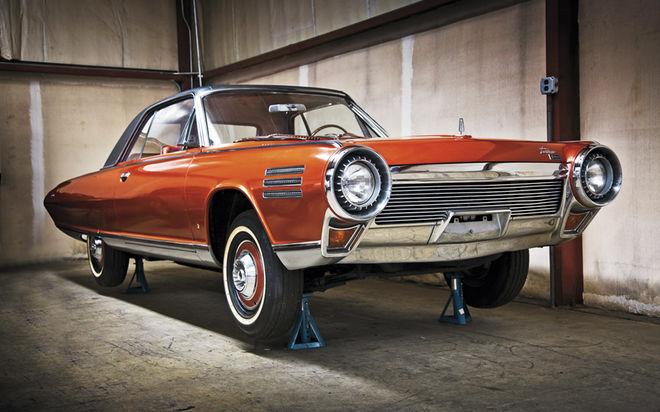 The-Smithsonian-Washington-DC-1964-Chrysler-Turbine-Car