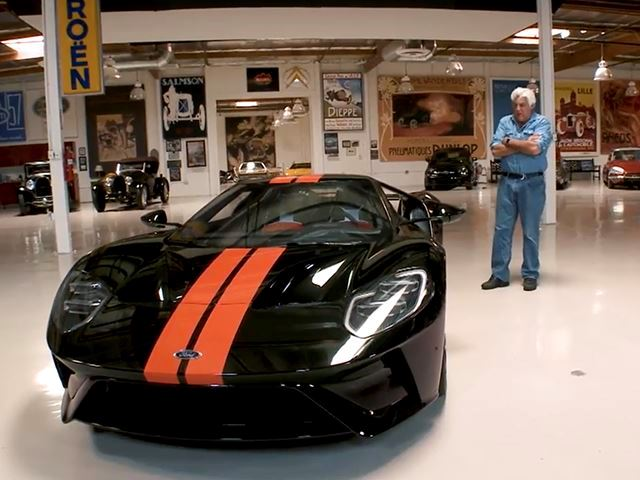 Car AncestryJay Leno Reviews His Very Own 2017 Ford GT - Car Ancestry