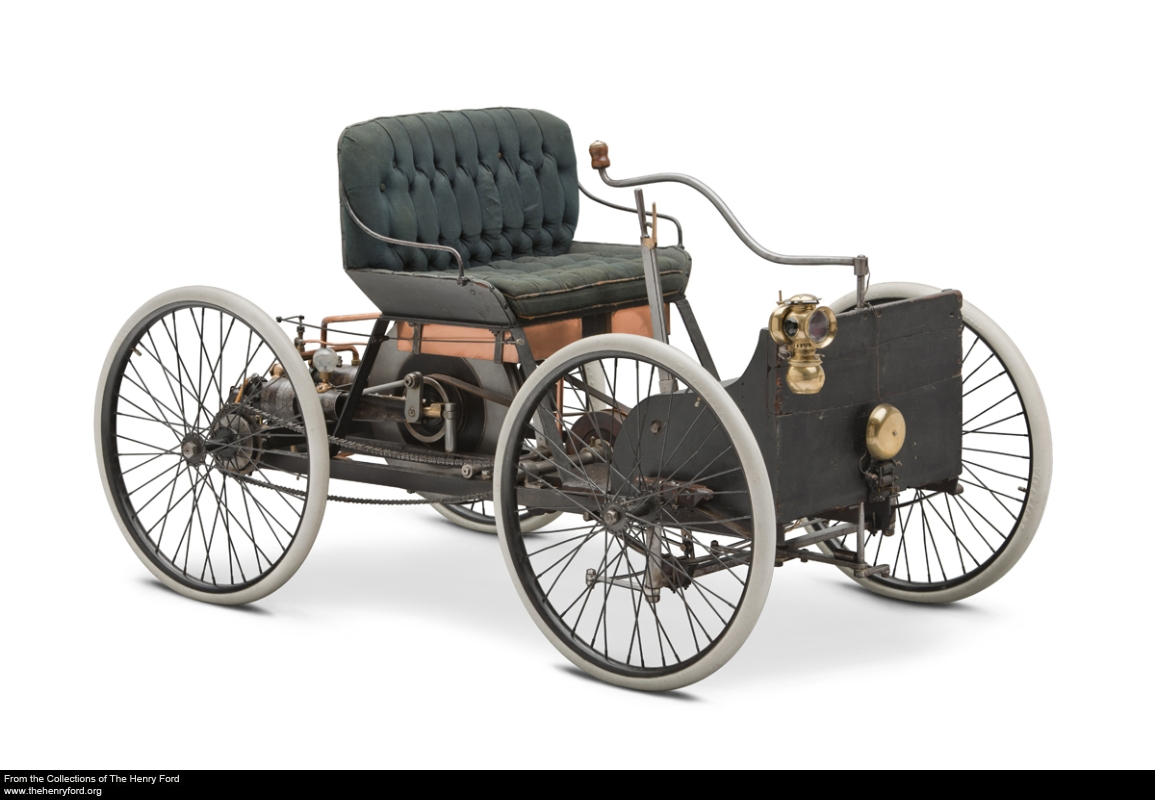 Car AncestryThe First Ford: Henry Ford\'s Earliest Ride - Car Ancestry