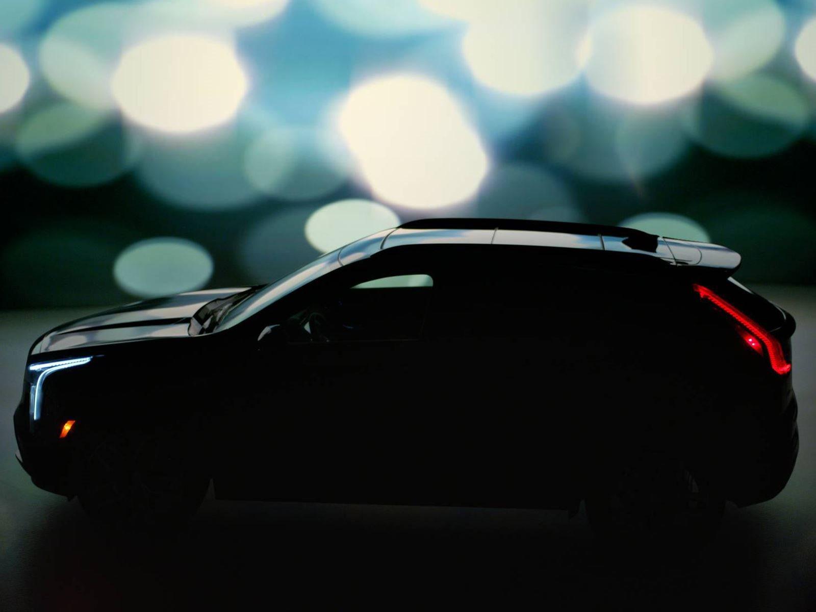 Bruno Mars Cadillac >> Car AncestryTEASER: Cadillac XT4 - Car Ancestry
