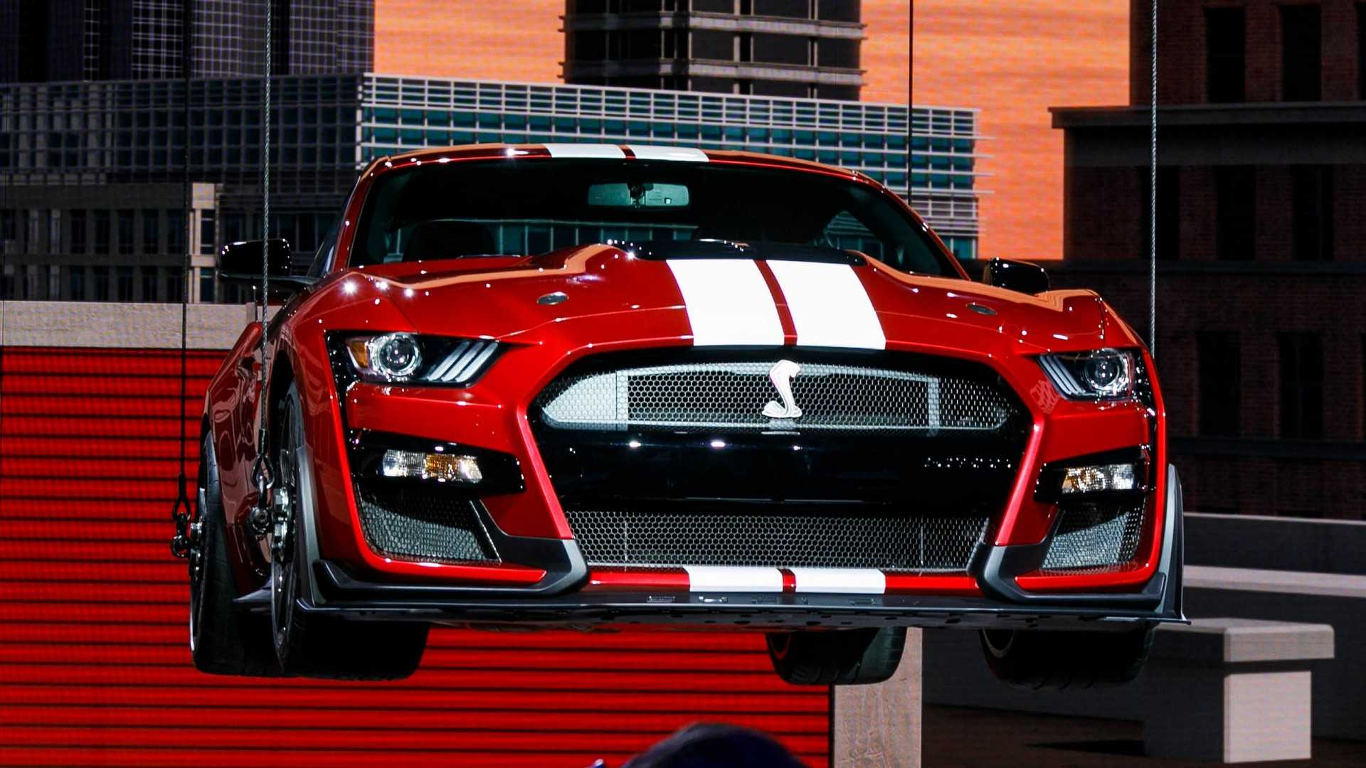 2020 Ford Mustang Gt Coupe Hp