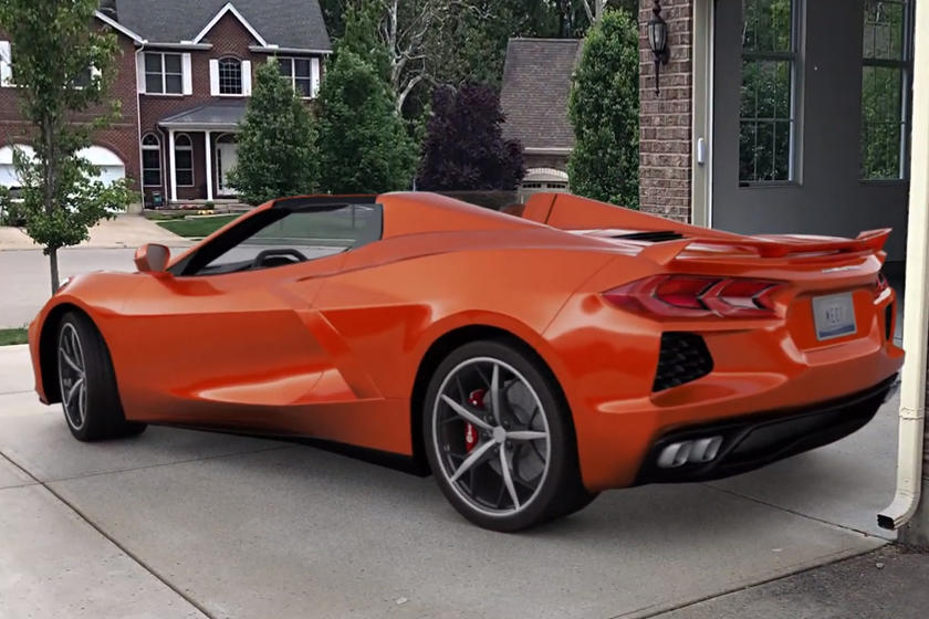 Car AncestryTake A Sneak Peek At The C8 Corvette Convertible - Car Ancestry